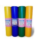 Vinilo Textil Poliuretano Adhesivado Normal VINILEA (POR BOBINA)