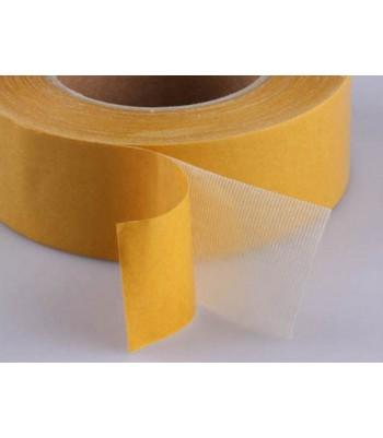Adhesivos Doble Cara Poliéster Transparente 23µ VINILEA