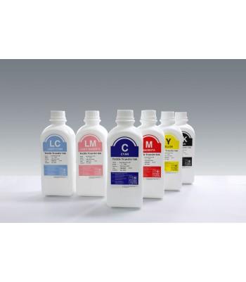 Botella 1Kilo Tinta Sublimación Textil