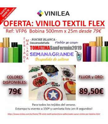 Vinilo Textil Poliuretano Adhesivado Suave