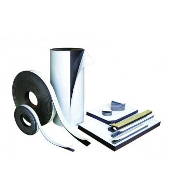 Vinilo Magnético Blanco 0,65mm VINILEA (POR BOBINA)