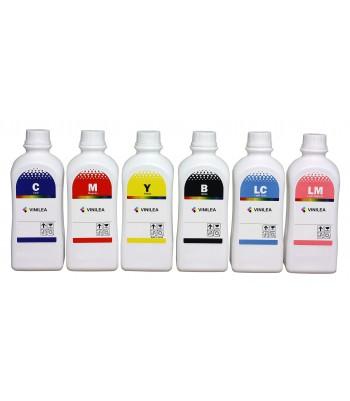 Botella 1L Mild-solvent para MIMAKI, MUTOH, ROLAND y OEMS